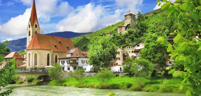 Chiusa im Trentino