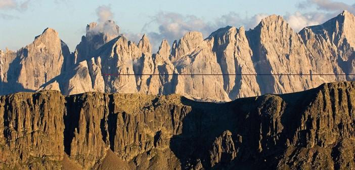 Dolomiten, Val di Fassa