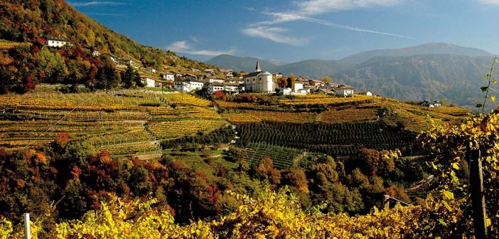 Äpfel und Bergtouren im Val di Non