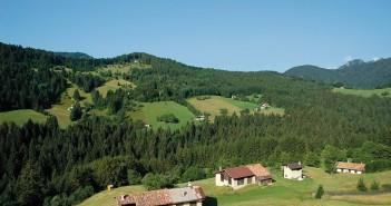 Pinè Hochebene im Trentino