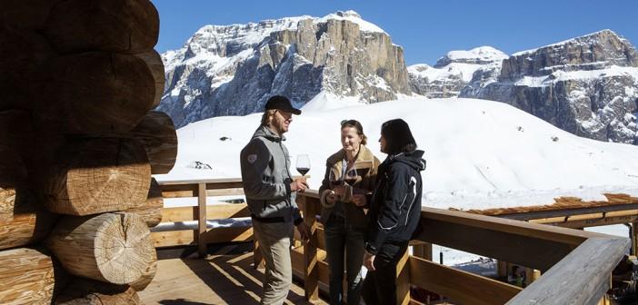 Rifugio Salei, Val di Fassa