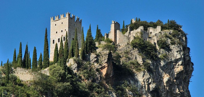Burg Arco Italien