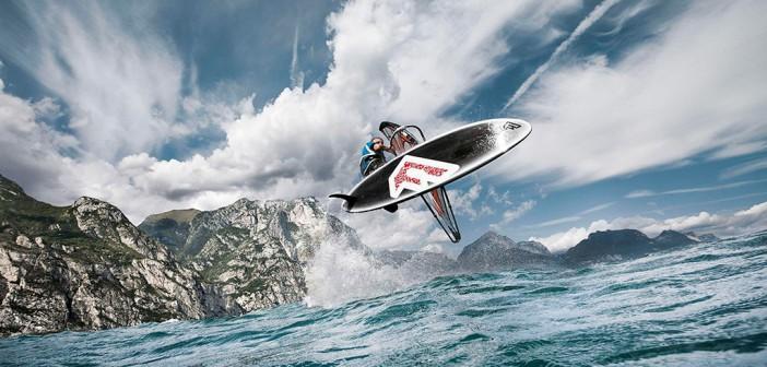 Gardasee Surfen