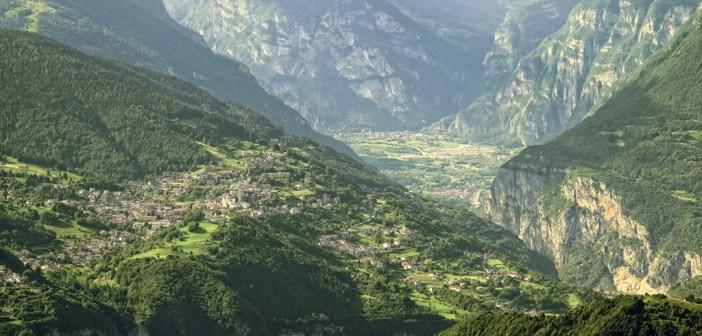 Valsugana im Trentino