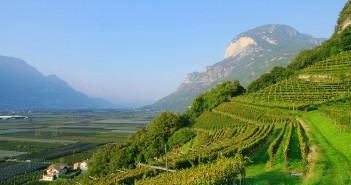 Etschtal im Trentino