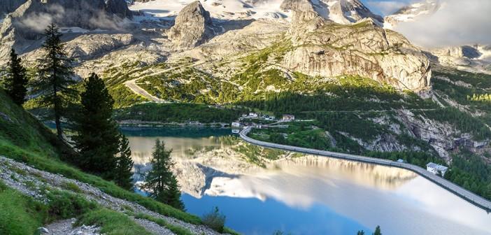 Friedensweg Dolomiten