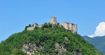Trento - Castle Pergine in Pergine Valsugana