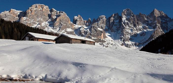 Pale di San Martino Naturpark – über 190 km² Gewässer, Felsen und Wälder zum Entdecken und Erleben.