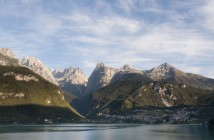 Molveno See im Trentino