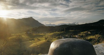 Forte Belveder im Trentino / Dolomiten
