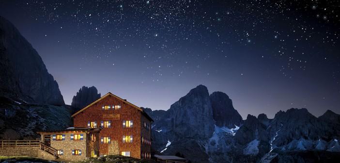 Wandern Val di Fassa