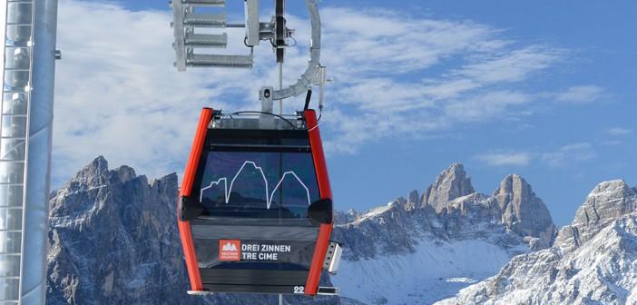 Skifahren in den Dolomiten mit Dolomiti Superski